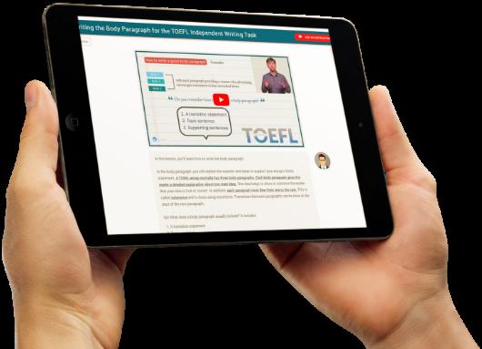 TOEFL Preparation, Practice, & Online Courses | BestMyTest TOEFL