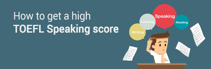 TOEFL speaking practice test - improve your TOEFL score