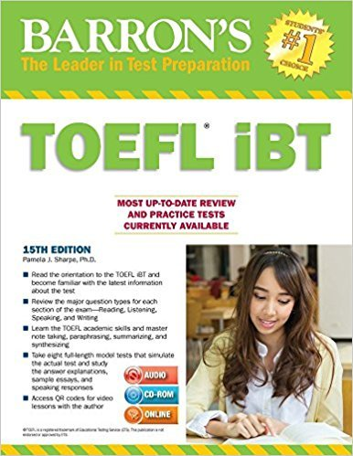 TOEFL Practice Test Guide - Free TOEFL Sample Test & Answers